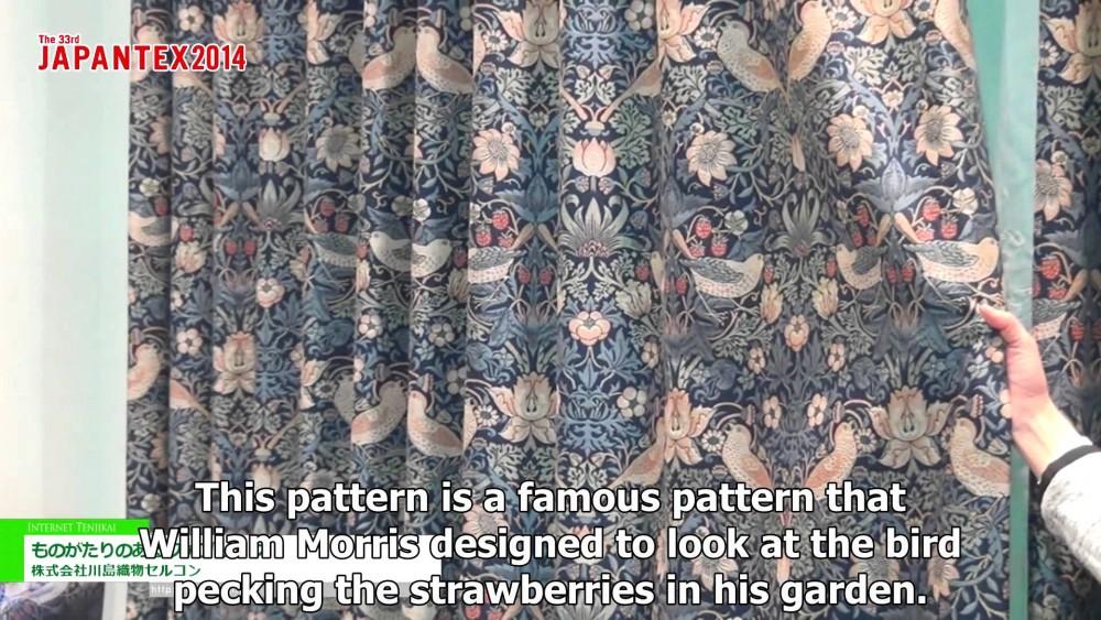 Fabric with story – Kawashima Selkon Ltd.